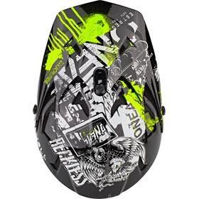 O'Neal Backflip RL2 Evo Helmet Kids attack black/yellow